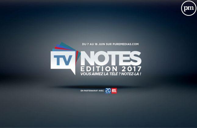 Les TV Notes 2017