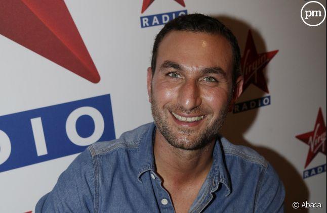 Michael Zazoun, en 2014.