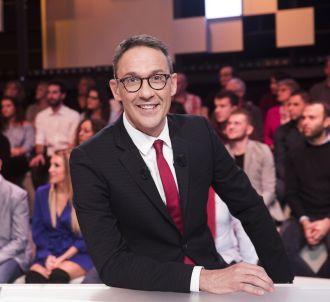 Julien Courbet aux commandes de 'C'est que de la télé''.