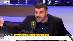 """""""Arrêtez de dire des conneries !"""" : Vif échange sur franceinfo autour de l'agriculture bio"""