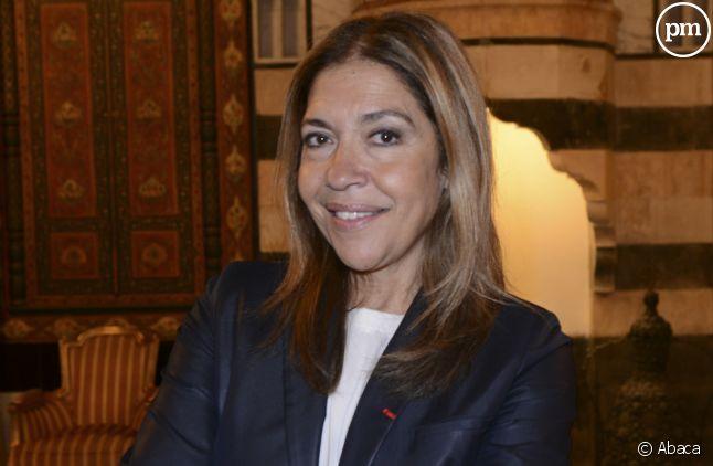 Marie-Christine Saragosse est confrontée à une situation inédite
