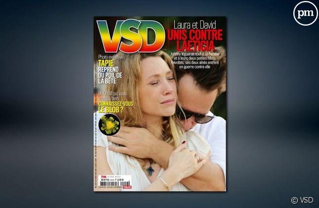 """Une de """"VSD""""."""