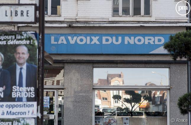 """L'agence """"La Voix du Nord"""" d'Hénin-Beaumont"""