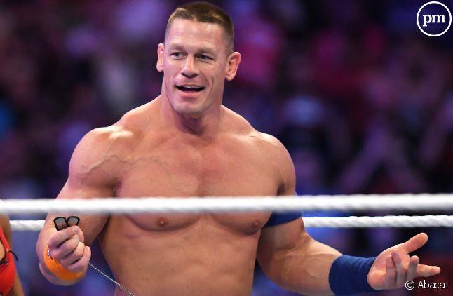 John Cena, figure emblématique du catch américain