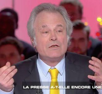 Franz-Olivier Giesbert dans 'Les Terriens du dimanche'.