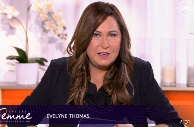 Evelyne Thomas mène cette série d'entretiens sur Chérie 25