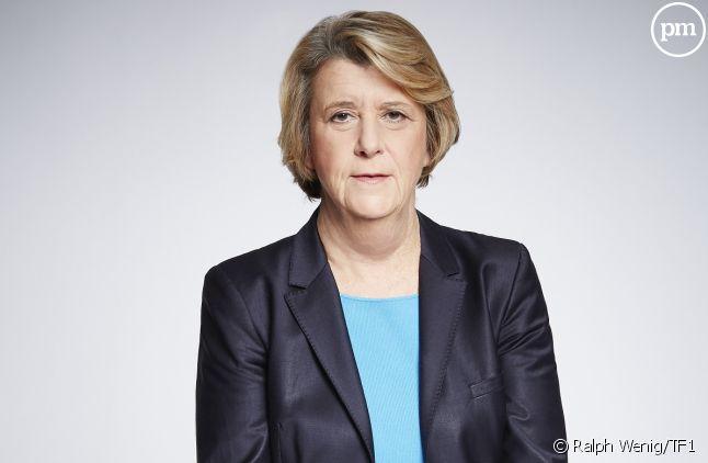 Arlette Chabot (LCI) co-animera le débat avec Guillaume Roquette (Le Figaro) et Benjamin Sportouch (RTL)
