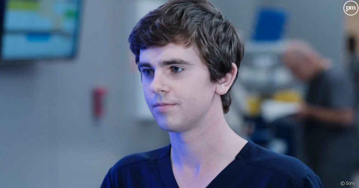acteur the good doctor