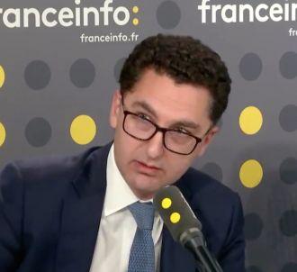Maxime Saada, ce matin, sur franceinfo.