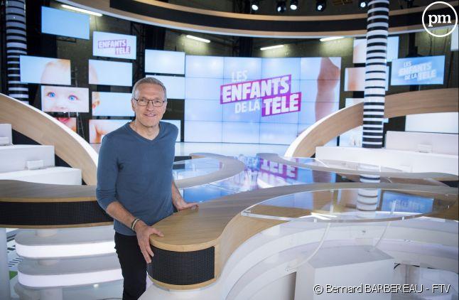 """Laurent Ruquier présente """"Les enfants de la télé"""" tous les dimanches sur France 2"""