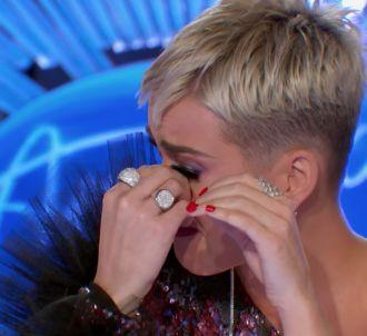 Katy Perry dans 'American Idol'