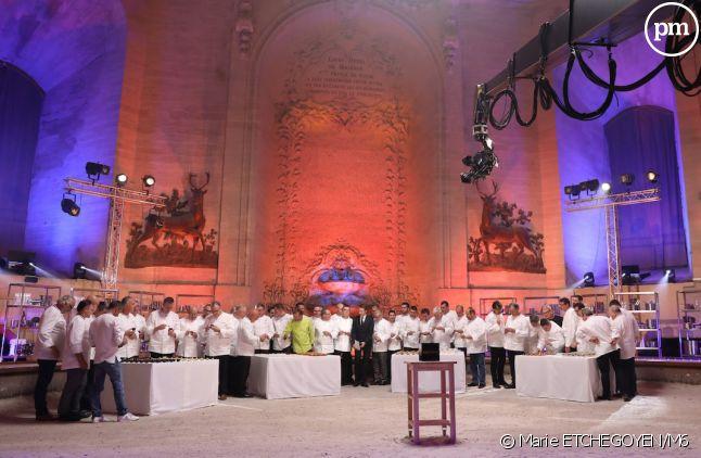 """Les MOF dans """"Top Chef"""""""