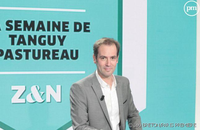 """Tanguy Pastureau dans """"Zemmour et Naulleau"""""""