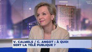 """Virginie Calmels : """"Christine Angot rendrait service à 'ONPC' en quittant l'émission"""""""