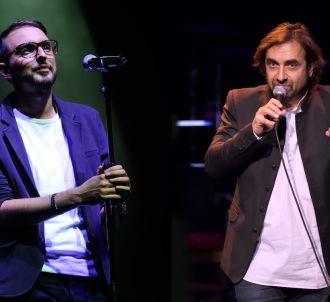 Christophe Willem et André Manoukian pour l'Eurovision...