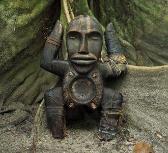 Le totem de 'Koh-Lanta : Le combat des héros'