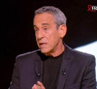 Thierry Ardisson dans 'Le Tube'.