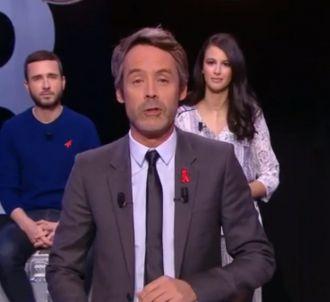 Yann Barthès rend hommage aux victimes du Super U de...