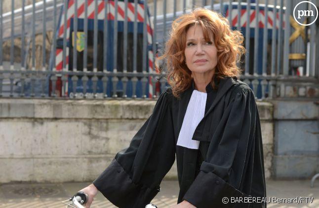 Clémentine Célarié en interview sur puremedias.com