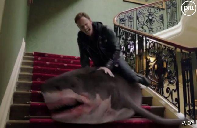 """Le héros de """"Sharknado"""" va devoir remonter le temps"""
