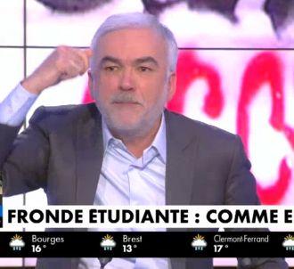 Pascal Praud très remonté contre la vice-présidente de...