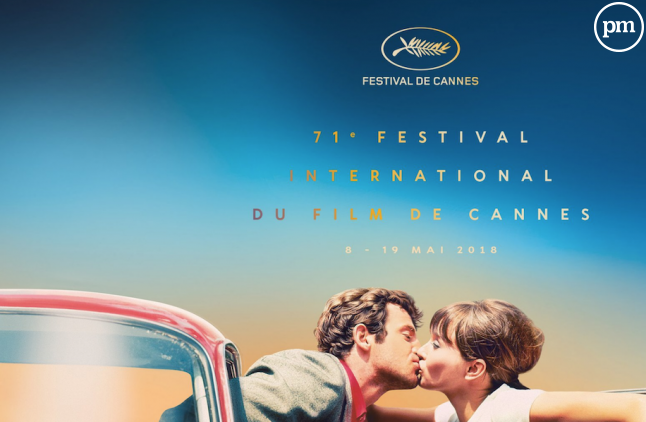 festival de cannes 2018 affiche