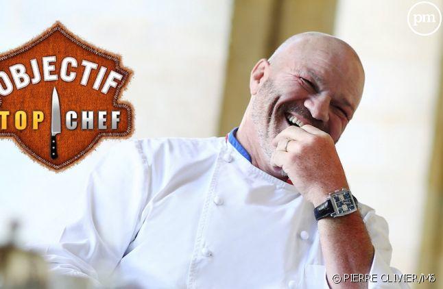 "Philippe Etchebest aux commandes d'""Objectif Top Chef"""