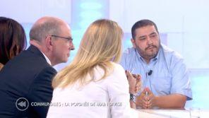 Un homme politique islamiste refuse de regarder une journaliste à la télé belge