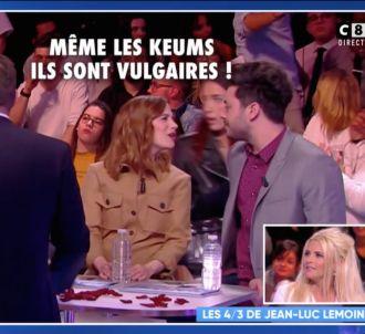 Mélanie Bernier dézingue les chroniqueurs de 'Touche pas...