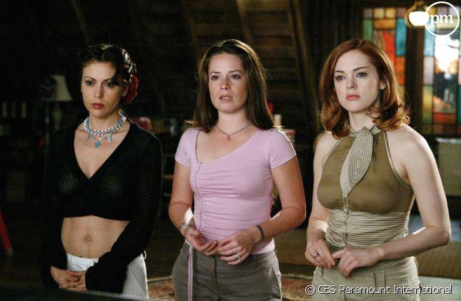 """Le cast initial de """"Charmed"""""""