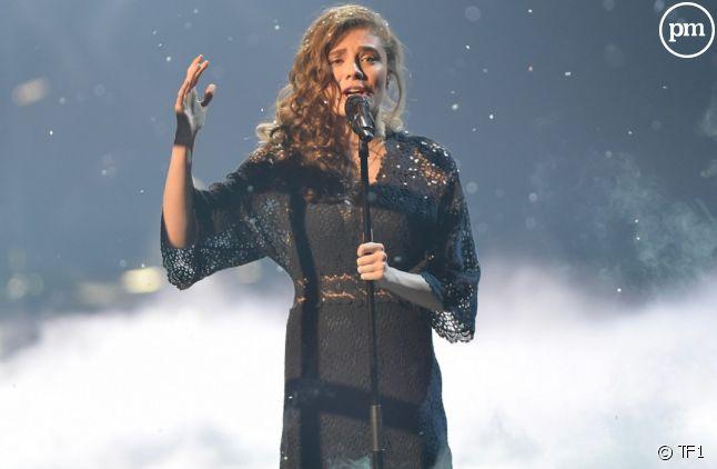 """Maëlle est la gagnante de """"The Voice"""" 2018."""