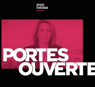'Portes ouvertes' à Londres avec la présentatrice de TF1...