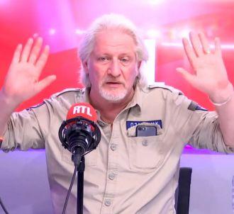 Patrick Sébastien dans 'On refait la télé' sur RTL.