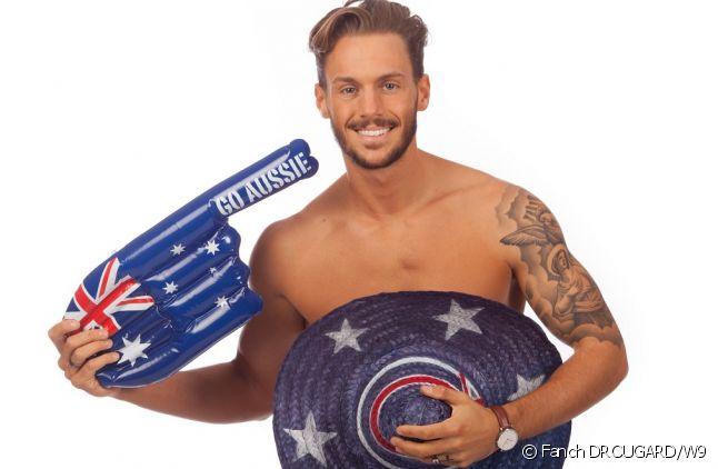 """Jérémy, candidat des """"Marseillais : Australia"""""""