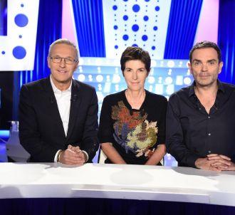 Marc-Antoine Le Bret évoque l'absence d'humoristes dans...