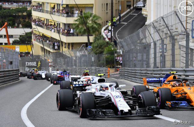 Le Grand Prix de Monaco de Formule 1.