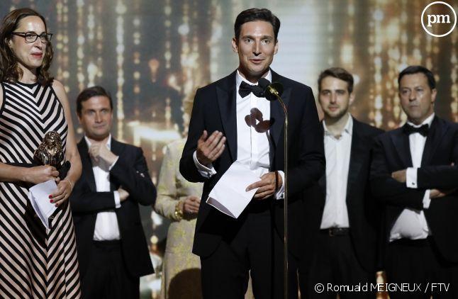 """La pièce """"Adieu Monsieur Haffmann"""" est la grande gagnante de la soirée"""
