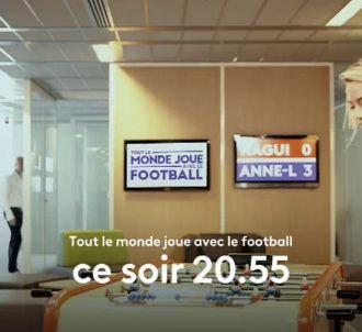 Bande-annonce de 'Tout le monde joue avec le football'