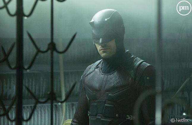 """Charlie Cox dans """"Daredevil"""""""