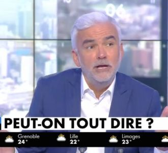 Pascal Praud répond à Sonia Devillers.