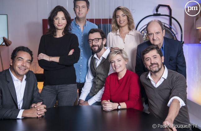 """""""C à vous"""" sur France 5"""