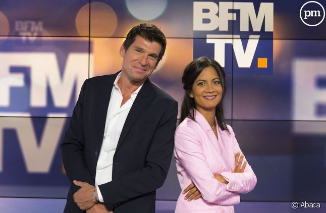 Stefan Etcheverry et Aurélie Casse