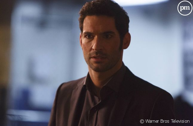 "Tom Ellis dans ""Lucifer"""