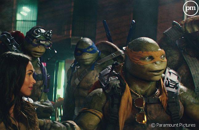 """""""Ninja Turtles 2"""""""