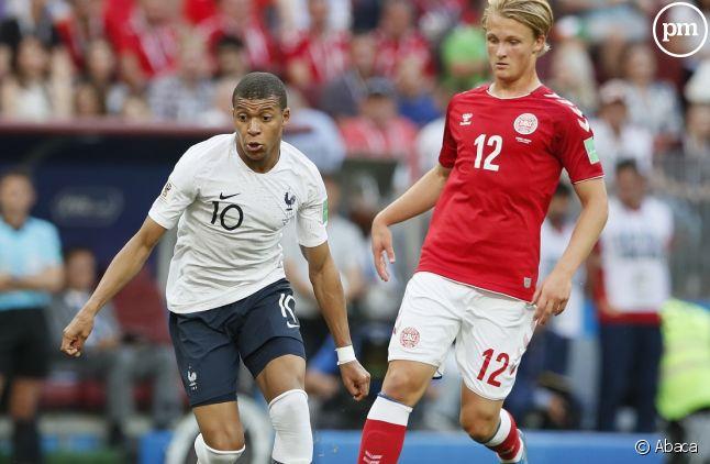 L'Equipe de France face au Danemark mardi
