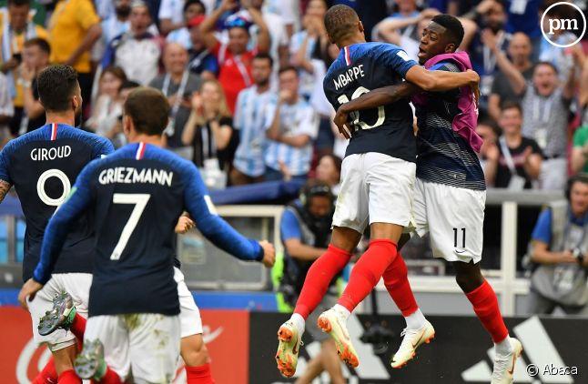 Kylian Mbappé a été décisif durant cette rencontre