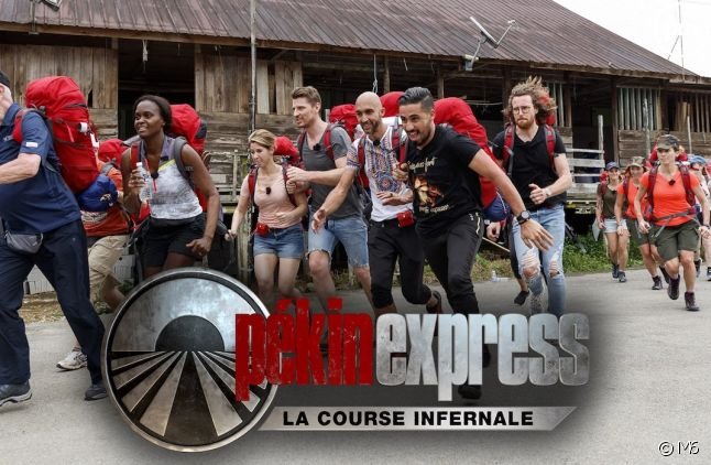 """Pékin Express : La course infernale"""