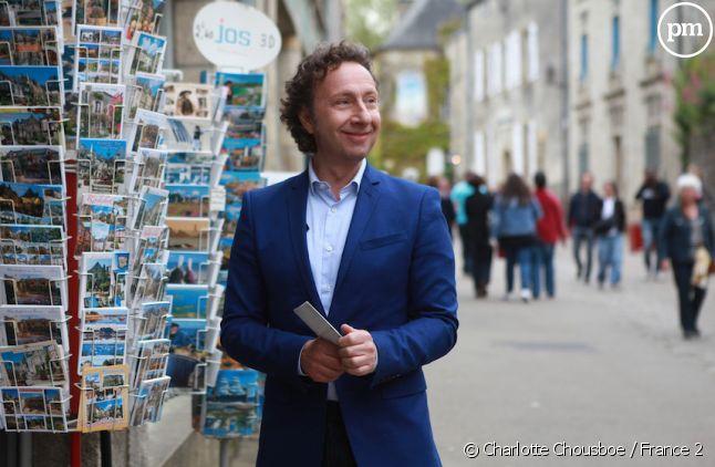 """Stéphane Bern dans """"Le Village préféré des Français"""""""