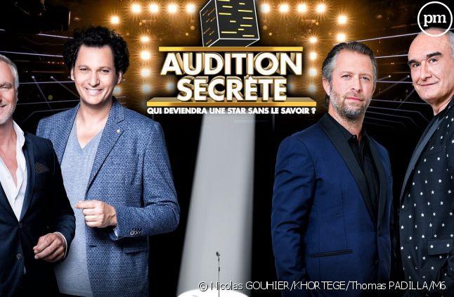 """""""Audition secrète"""" sur M6"""