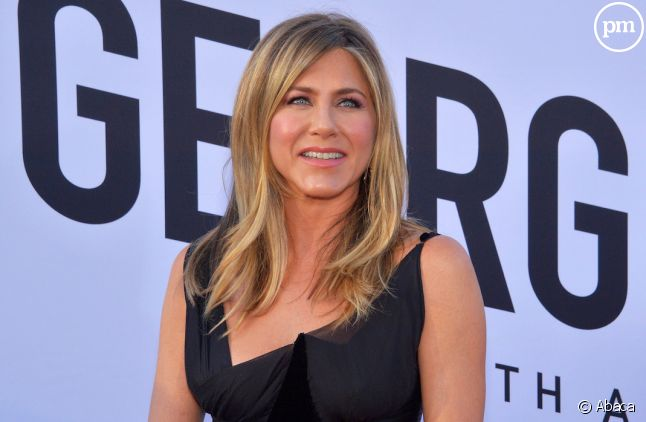 Jennifer Aniston will be there for you